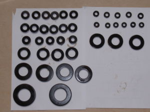 High Quality DIN125 Standard Flat Washer pictures & photos