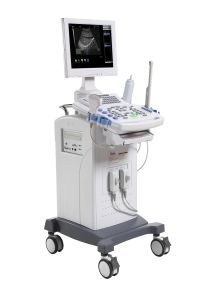 Trolley Ultrasound Scanner (WED-660) pictures & photos