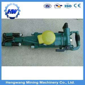 Chinese Factory Direct Sale Hand Held Pneumatic Rock Drill pictures & photos