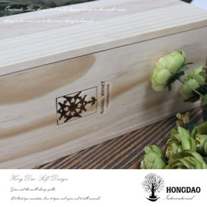 Hongdao_Wooden Box Wine Box Sliding Lid Box_F pictures & photos