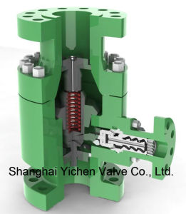 High Pessure Pump Protection Valve (YCAM) pictures & photos