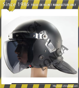 Superior Quality and Modern Police Anti Riot Helmet and Force Riot Helmet with Visor