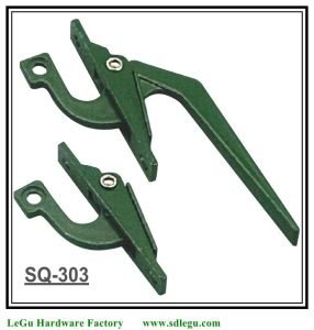 Green Window Handle in Metal Material Sq-303 Popular Style