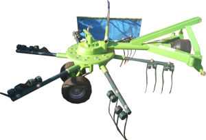 Agricultural Machines Rotary Hay Rake (RHR-02) pictures & photos