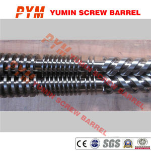 High Quality Conical and Parallel Twin Screw Barrel pictures & photos