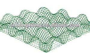 Em4 Green 3D Vegetation Geomat pictures & photos