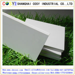 Waterproof PVC Foam Sheet 4′x8′ White Plastic pictures & photos