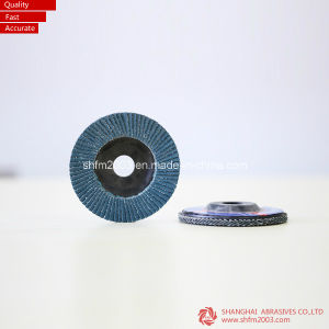 180*22mm Zirconia Abrasive Flap Disk (T29/T27, Type R) pictures & photos