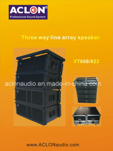 Line Array Speaker, Line Array (VT622) pictures & photos