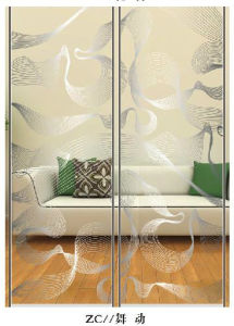 4mm 5mm 6mm Decorate Tempered Glass Door Use for The Room pictures & photos