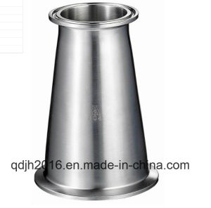 Stainless Steel Sanitary DIN Concentric Reducer