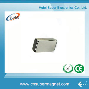 Strong N38 Neodymium Block Magnet for Industry pictures & photos