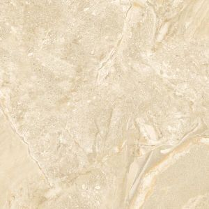 Beige Grey Full Polished Glazed Floor Tile with 600X600mm pictures & photos