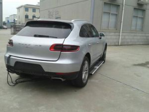 Auto Parts Electric Running Board/ Side Step/Pedals for Porsche Cayenne pictures & photos
