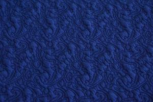 (No. S8457) Knitting Fabric Jacquard Textile Blue Jacquard Fabrics