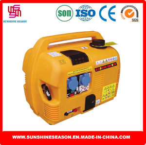 Portable Gasoline Generators (SG1000N) for Home and Outdoor Use pictures & photos