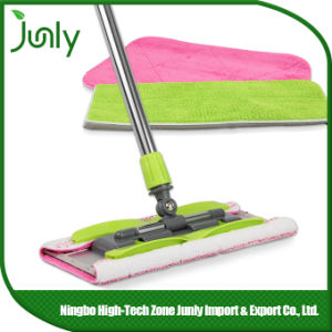 Floor Cleaning Mop 180 Dgree Rotating Flat Mop pictures & photos