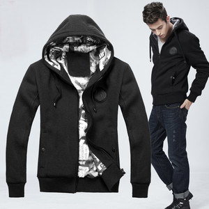 2016 Winter Wholesale Heavy Fitness Hoodie Men (XY-6776) pictures & photos
