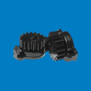 Plastic Rotating Damper Soft Close Rotary Damper pictures & photos