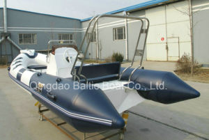 Inflatable Boat Rigid Rib Boats 470 for Sale pictures & photos