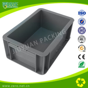 100% Virgin Plastic PP Crate Widely Use in Electronics Industry