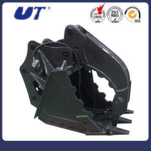 Excavator Spare Parts Thumb Bucket pictures & photos