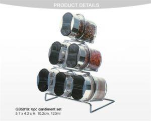 Glass Condiment Storage Bottle pictures & photos