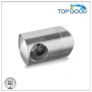 Stainless Steel Cross Bar Holder with Through Hole pictures & photos