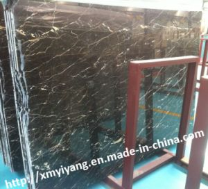 Polished St. Laurent Marble Slab, Natural Stone Slabs pictures & photos