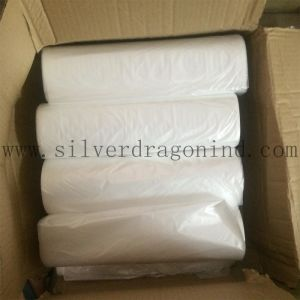 LDPE Plastic Trash Bags on Roll of 8mic pictures & photos