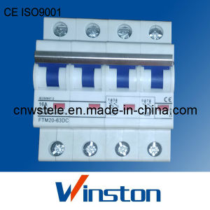 Photovoltaic 1000V DC Mini Circuit Breaker for Solar System (L7-63) pictures & photos