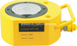 100 Ton Thin Type Hydraulic Cylinder (FPY-100) pictures & photos
