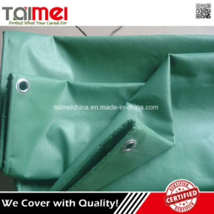 China Tarpaulin Factory Trailer Heavy Duty Canvas Tarpaulin Cover pictures & photos