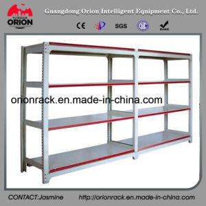 Metal Steel Supermarket Display Rack Shelves