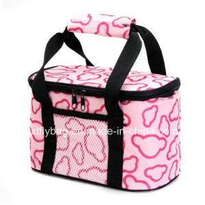 Insulated and Water-Proof Lining Lunch Box Bag Tote Bag Cooler Bag pictures & photos