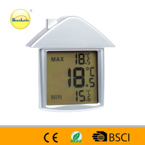 2014 Promotional Eco-Friend Digital Room Thermometer