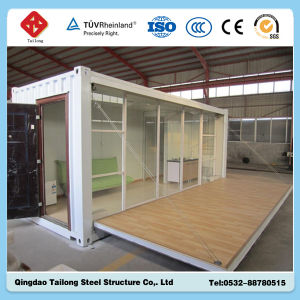 Commercial ISO Light Steel Prefabricated/Modular/Mobile/Prefab/Portable/Container House pictures & photos