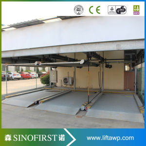 Auto Automobile Automatical Parking Lift pictures & photos