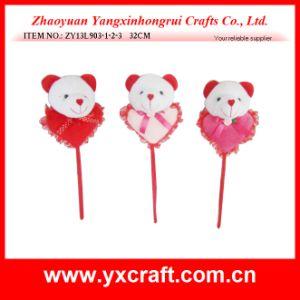 Valentine Decoration (ZY13L903-1-2-3) Valentine Bear Wedding Decoration pictures & photos