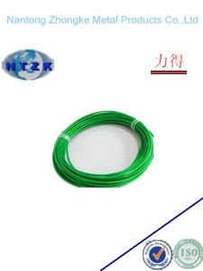 PVC Coated Steel Wire Rope 6*7+FC pictures & photos