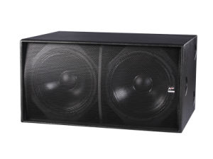 18inch High Power Ultra Compact Subwoofer pictures & photos