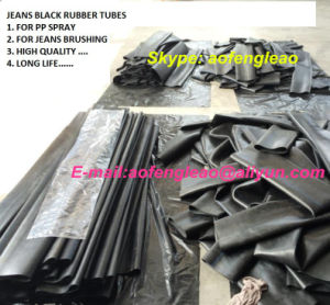 Butyl Rubber Tubes for Jeans Washing Dry Process