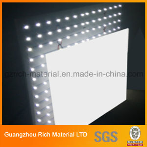 LED Backlit Lighting Plastic PS Diffuser Sheet/Diffuser Plastic Plate pictures & photos