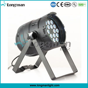 LED Stage PAR Light / 18*10W RGBW 4-in-1 Lighting Stage pictures & photos