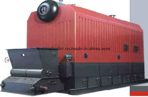 ISO Quality Coal Fired Hot Water Boiler pictures & photos