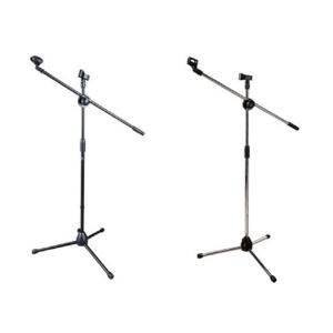 Height Adjustable Tripod Microphone Holder/Light Weight Mic Stand pictures & photos