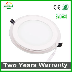 Top Quality Round Aluminum+Glass 5W/9W/12W/18W30W LED Panel Light pictures & photos
