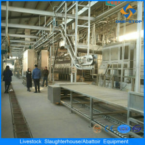 Slaughter House Machine for Cattle Slaughtering Equipment pictures & photos