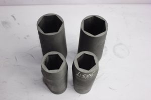 Inside Coated Density 1.85g/cm3 Graphite Mold for Brass Rod
