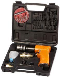 """23PC 3/8"""" Air Drill Kit (XQT07)"""